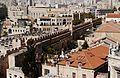 Jerusalem Blick von der Davidszitadelle auf die Neu- & Altstadt 2.JPG