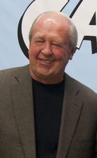 Jim Davis (cartoonist) American cartoonist and creator of Garfield