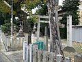 Jinnouchi-Hachiman-sha 20131209.JPG