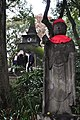 Jizo Bodhisattva and stupa (pagoda) of the Great Buddha, Ueno Park 01 (15128257663).jpg