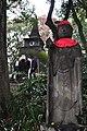 Jizo Bodhisattva and stupa (pagoda) of the Great Buddha, Ueno Park 01 (15128257663).jpg