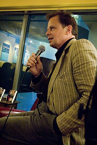Joe Boyd - Joe Boyd in Brussels – May 2008