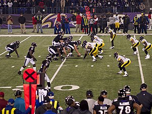 2012 Baltimore Ravens season - Against Pittsburgh on December 2