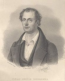 Description de l'image Johan Ludwig Runeberg 1837.jpg.