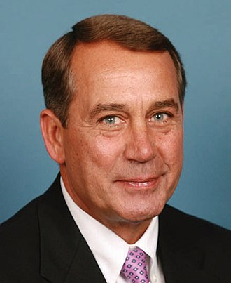 2008 United States House of Representatives elections - Image: John Boehner 111th Congress 2009