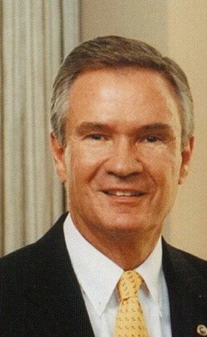 United States Senate election in Louisiana, 1998 - Image: John Breaux cropped