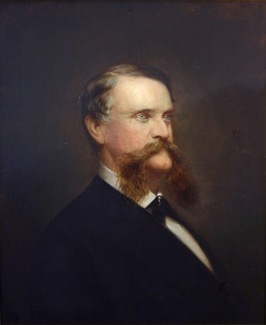 John C. Breckinridge by Nicola Marschall