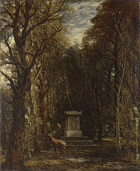 John Constable - Cenotaph to the Memory of Sir Joshua Reynolds - Google Art Project.jpg