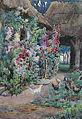 John Falconer Slater A Cottage Garden.jpg