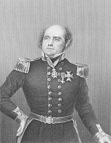 Sir John Franklin, seit 1845 in der kanadischen Arktis verschollen