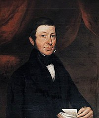 John Jones of Frondeg, Wrecsam (1801–1875)