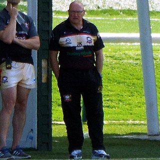John Kear English professional rugby league coach & former rugby league player