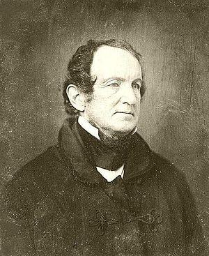 John L. Gardner (brigadier general) - 1844 photo of Gardner taken by Mathew Brady Daguerreotype collection (Library of Congress)