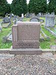 John Lawrance Powell RAFVR grave Southgate Cemetery (2).jpg