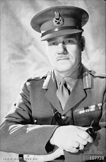 John Northcott Australian general