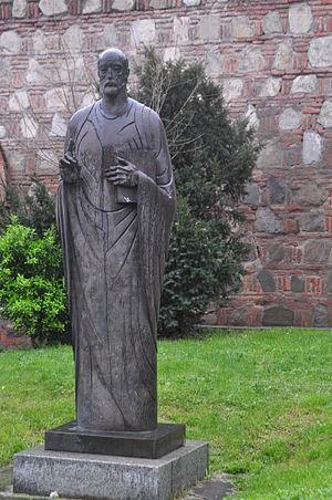 Ioane Petritsi - Monument of Ioane Petritsi in Tbilisi