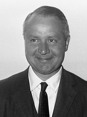J. William Middendorf - Middendorf in 1969