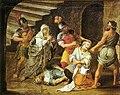 José Teófilo de Jesus - A morte de Judas Macabeu.jpg