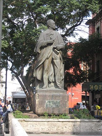 San Ildefonso College - José Vasconcelos at San Ildefonso