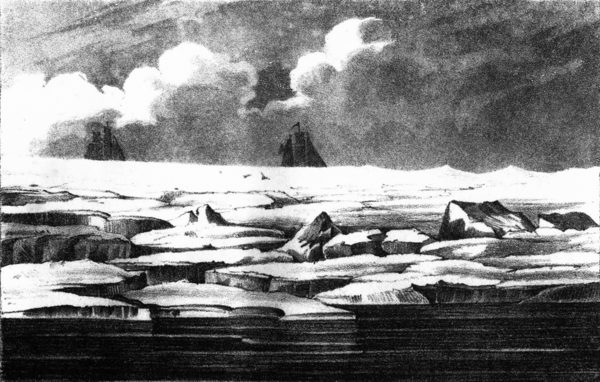 Journal of a Voyage to Greenland, in the Year 1821, plate 12 (cropped).png