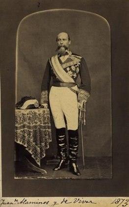Juan Alaminos y Vivar