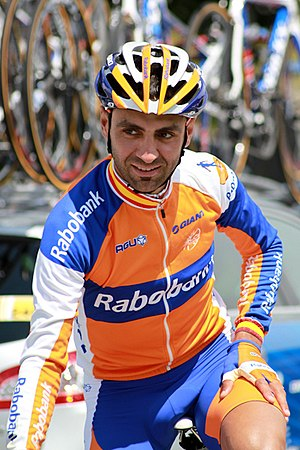 Juan Manuel Gárate - Gárate at the 2011 Critérium du Dauphiné