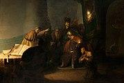 Judas returning the thirty silver pieces - Version 2.jpg