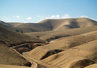 Historical background of the New Testament - Judean hills of Israel