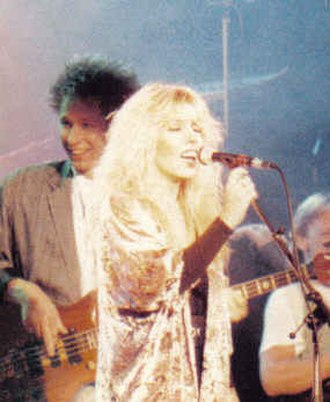 Judie Tzuke - Image: Judie Tzuke Fairfield 1985