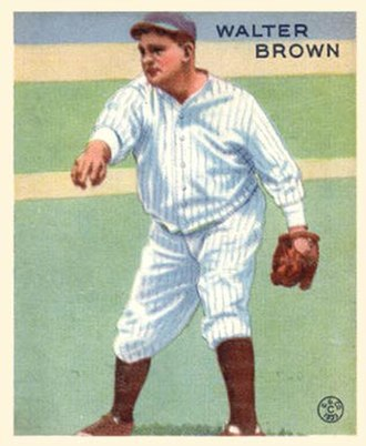 Jumbo Brown - Image: Jumbo Brown Goudeycard