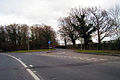 Junction of Merriments Lane - geograph.org.uk - 1174240.jpg