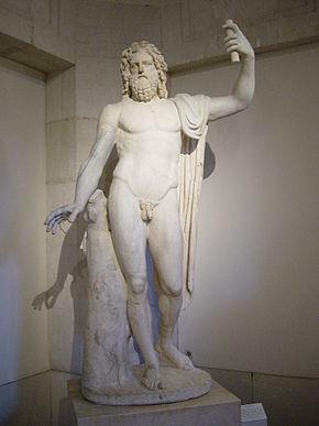 Estatua de Júpiter Tonante (Museo del Prado)