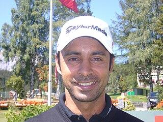 Jyoti Randhawa Indian golfer