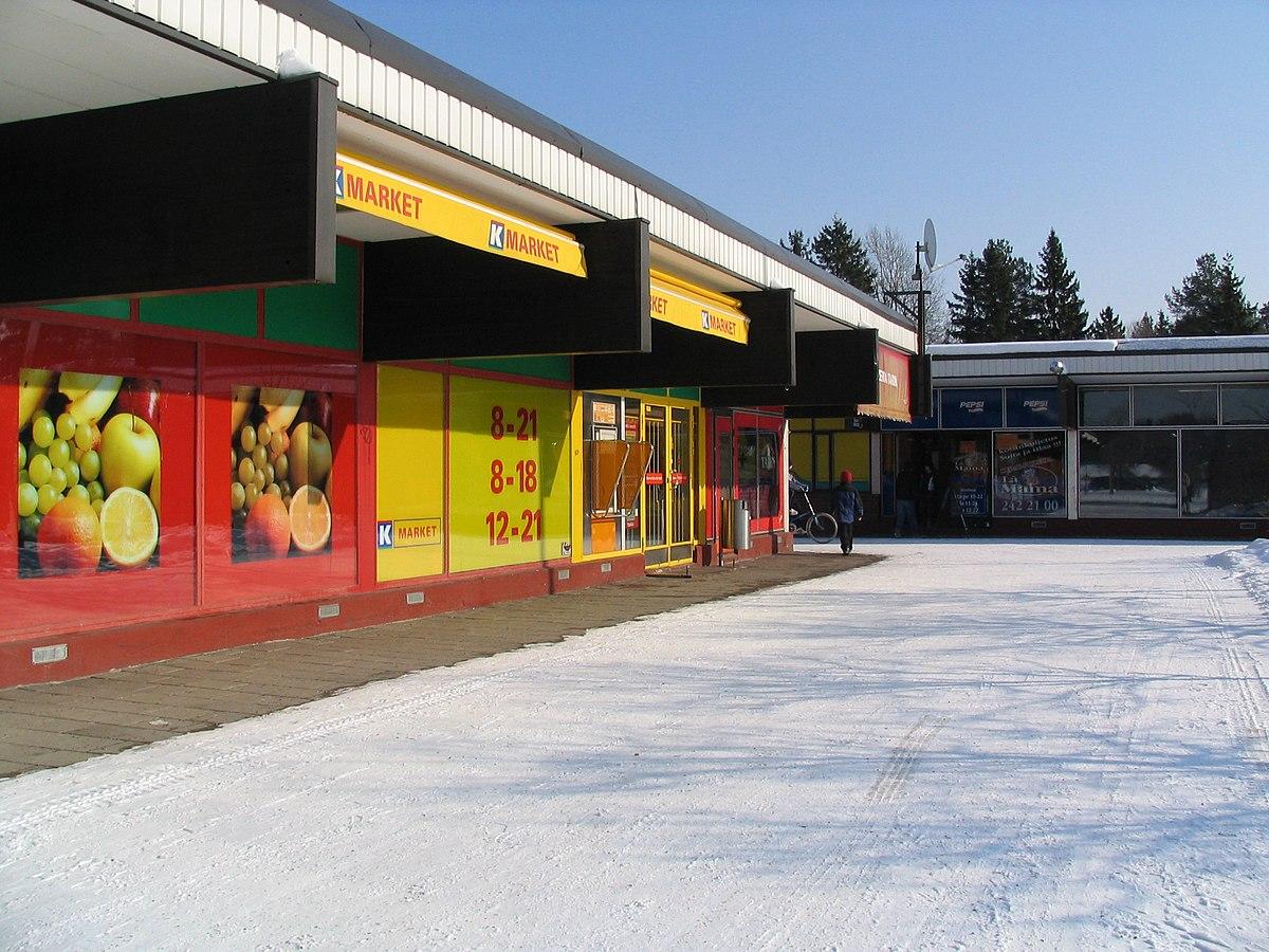 K Market Ispoinen