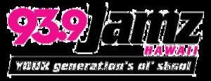 KUBT - Image: KHJZ logo