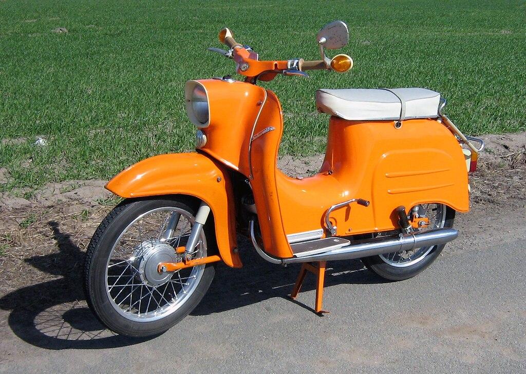KR 51 Schwalbe von 1964