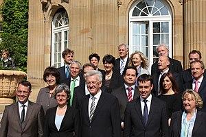 Cabinet Kretschmann I - Cabinet Kretschmann I
