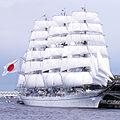 Kaiwo Maru II in yokohama 20090720.jpg
