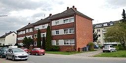 Kampstraße in Beckum