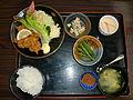 Karaage Teishoku Sky Restaurant M's.JPG