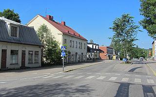 Karkkila Town in Uusimaa, Finland