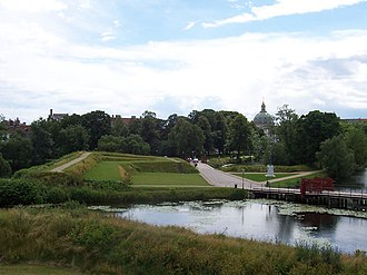 Churchillparken - Image: Kastellet Churchillparken