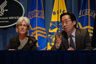 Todd Park - Park and Kathleen Sebelius