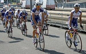 2010 Vuelta a España - Team Katusha.