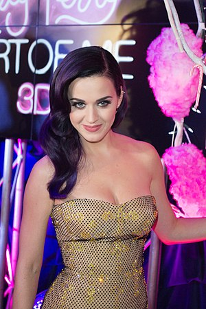 Die Young (Kesha song) - Image: Katy Perry Part Of Me Australian Premiere June 2012 (3)