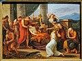 Kauffmann, Angelika — Aeneas trauert um den von Turnus getöteten Pallas (Ölskizze 1786).jpg