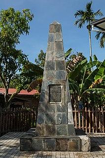 De Fontaine Memorial