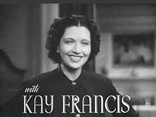 Kay Francis in My Bill trailer.jpg
