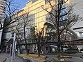 Kego Park and Nishitetsu-Fukuoka (Tenjin) Station 20181231.jpg