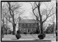 Kenmore, 1201 Washington Avenue, Fredericksburg, Fredericksburg, VA HABS VA,89-FRED,1-2.tif